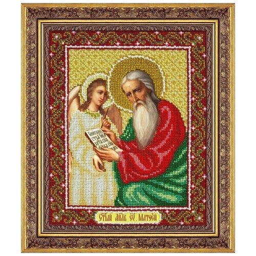 Набор для вышивания Паутинка Б1051 Святой Апостол Евангелист Матфей