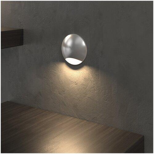 Фото - Подсветка для ступеней Elektrostandard MRL LED 1104 MRL LED 1104 Алюминий mrl