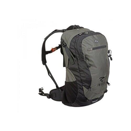 Рюкзак универсальный TWISTER GSB X7 V30л 850г с вентиляц. спины светоотр. черно-серый AUTHOR палатка tramp lite twister 3