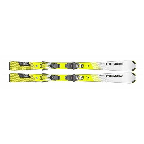 Детские горные лыжи Head Supershape SLR Pro + Крепление SLR 7.5 (2020/2021)