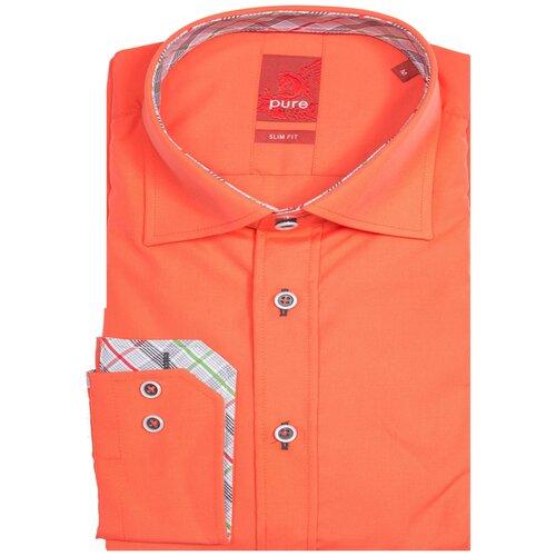 Рубашка pure размер XL оранжевый