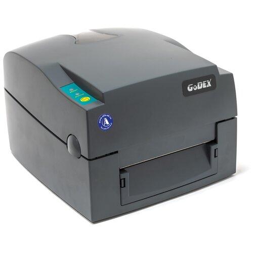 Фото - Принтер штрих-кодов Godex G530, серый godex g530 use