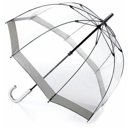 Трость Механика Зонт Fulton цвет Серый размер