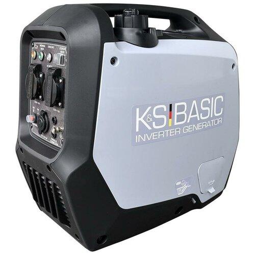 Бензиновый генератор K&S Basic KSB 22i S (1800 Вт)
