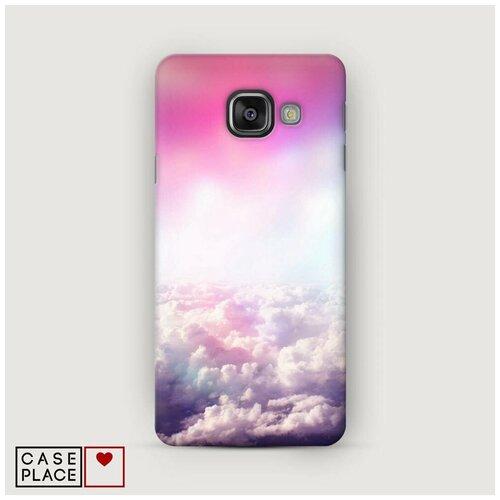 Чехол Пластиковый Samsung Galaxy A5 2016 Постельные облака