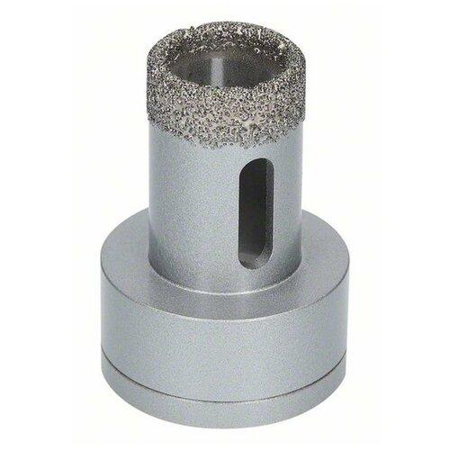 Алмазная коронка ⌀ 30 мм для УШМ X-LOCK Dry Speed Bosch 2608599033