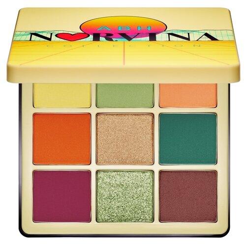 Anastasia Beverly Hills Палетка теней Mini Norvina Pro Pigment Palette vol.2