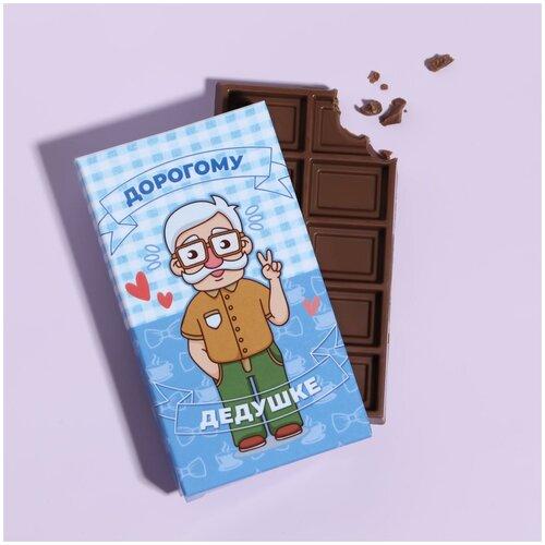 Шоколад молочный