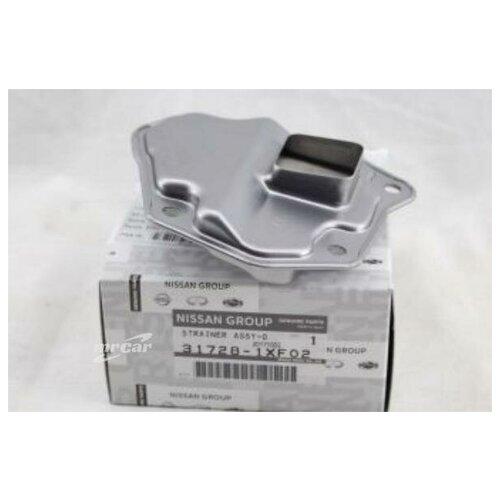 NISSAN 317281XF02 OENIS-317281XF02_фильтр АКПП\ Nissan