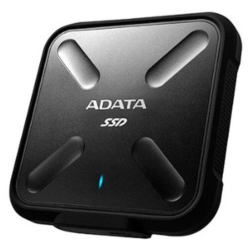 Твердотельный накопитель A-Data SD700 256Gb Black ASD700-256GU31-CBK adata sd700 series 256gb asd700 256gu31 cbk черный