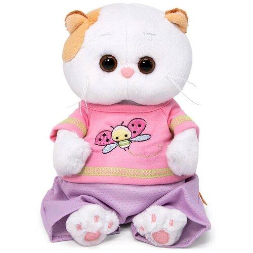 Budi Basa Basik & Co Кошечка Ли-Ли BABY в футболке с божьей коровкой 20 см
