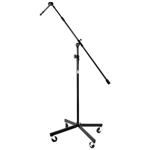 Фото - Микрофонная стойка напольная OnStage SB96+ микрофонная стойка напольная onstage ms8310