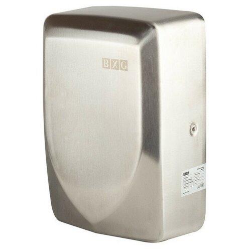 Сушилка для рук электрическая 0,6кВт нерж.сталь BXG-JET-3100А с UV