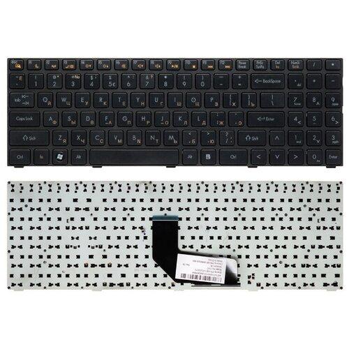 Клавиатура для ноутбука DNS 0155959 Home черная