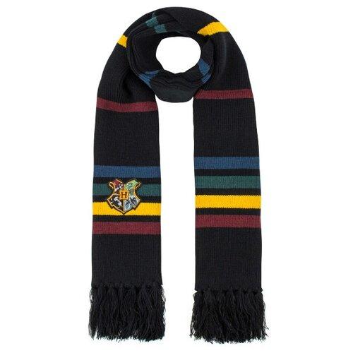 Шарф Cinereplicas Harry Potter Хогвартс, 100% акрил Hogwarts