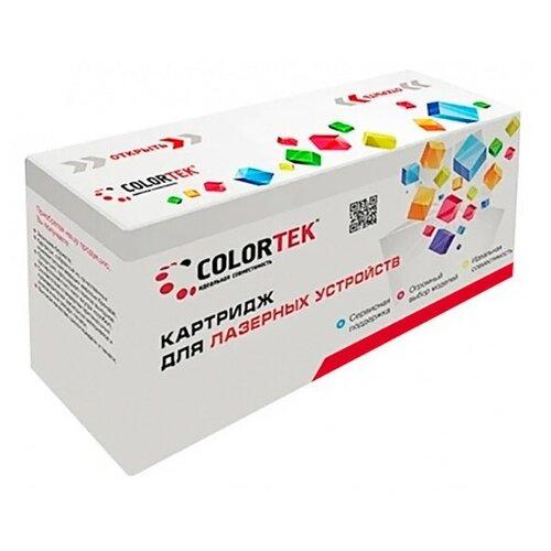 Фото - Картридж Colortek (схожий с Kyocera TK-1130) Black для Kyocera Mita FS-1030MFP/1130MFP/2030DN узел проявки kyocera dv 1130 e для fs 1030mfp 1130mfp