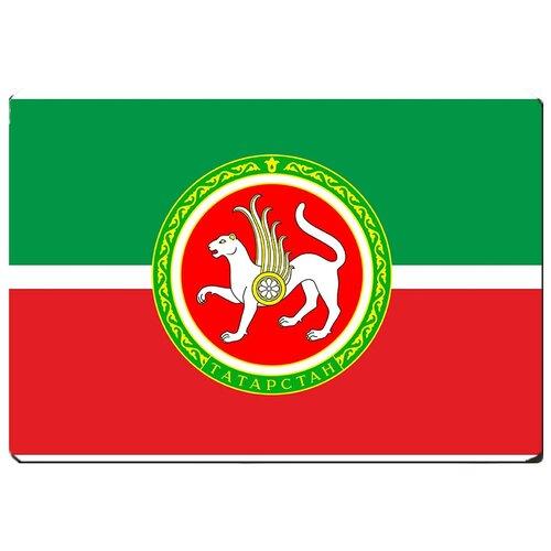 Игровой коврик для мыши флаг Татарстана