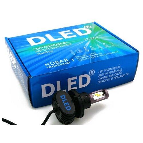 Светодиодная автомобильная лампа H13-S1 Dled (1 лампа в упаковке)