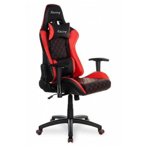 Профессиональное геймерское кресло College BX-3813/Red, кожа PU, цвет: красный