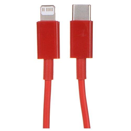 Аксессуар Baseus Superior Series Fast Charging Data Cable Type-C - Lightning PD 20W 2m Red CATLYS-C09 аксессуар baseus halo data cable usb lightning 1 5a 2m red calgh c09