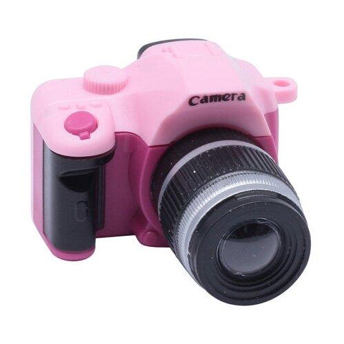 Фотоаппарат со вспышкой, 45*25*50мм (28361 розовый)