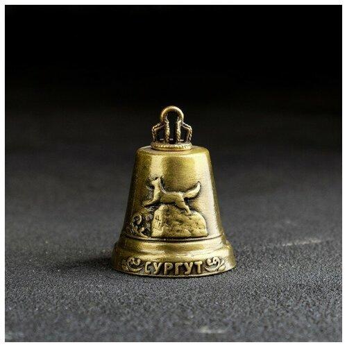 Колокольчик «Сургут», 3,2 х 4 см 1491096