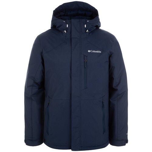 Куртка Columbia размер M, синий columbia куртка утепленная женская columbia lancaster lake размер 44