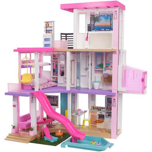 Barbie Дом мечты GRG93, розовый