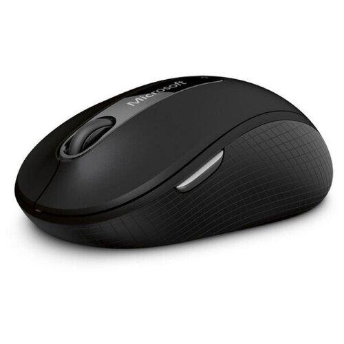Мышь компьютерная Microsoft Mouse Microsoft Wireless Mobile 4000 серый
