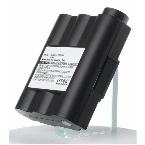 Аккумулятор iBatt iB-B1-M5101 700mAh для Alan, Midland BATT-5R, BATT5R,