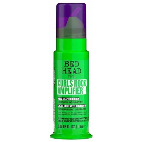 Дефинирующий крем для вьющихся волос TIGI BED HEAD CURLS ROCK AMPLIFIER 113 МЛ tigi bed head cтайлинговый крем для укладки бороды и волос tigi bh 100 мл
