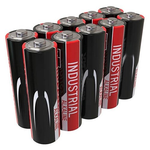 Фото - Батарейка AA - Ansmann Industrial Alkaline LR6 (10 штук) 1502-0006 батарейка aa ansmann industrial alkaline lr6 10 штук 1502 0006