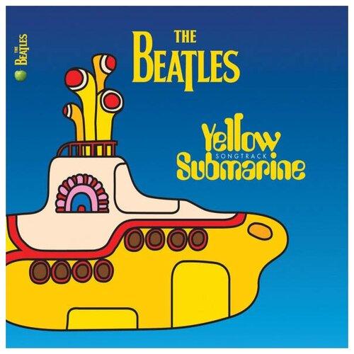 EMI The Beatles. Yellow Submarine (виниловая пластинка)