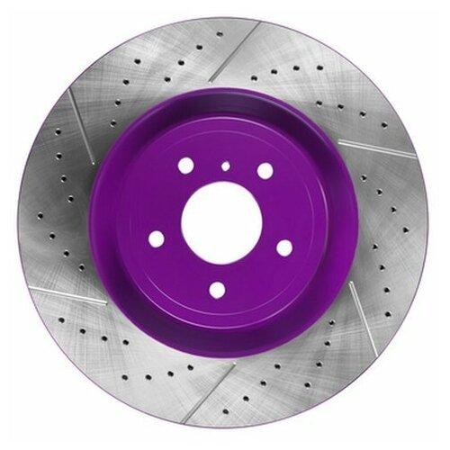 Экономичный тормозной диск (Производитель: Nibk RN1428DSET)
