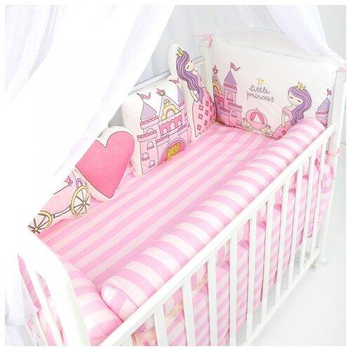 Золотой Гусь Бампер My Princess розовый