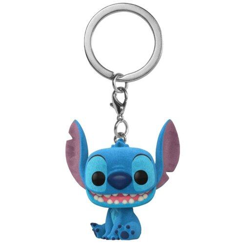 Брелок Funko Pocket POP! Keychain: Стич (Stitch (FL)(Exc)) Дисней: Лило и Стич (Disney: Lilo & Stitch) (56125) 4 см
