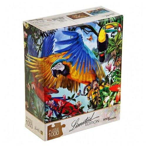Купить Степ Пазл Пазл «Попугаи», элементов, Step puzzle, Пазлы