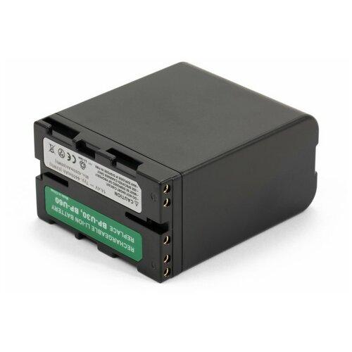 Усиленный аккумулятор для видеокамеры Sony BP-U60, BP-U90