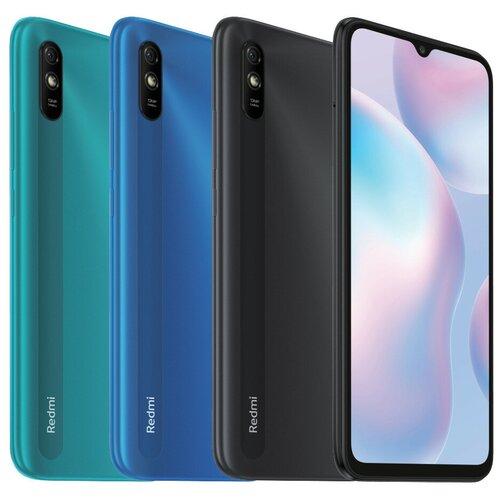 Смартфон Xiaomi REDMI 9A 2Гб 32Гб зеленый РСТ