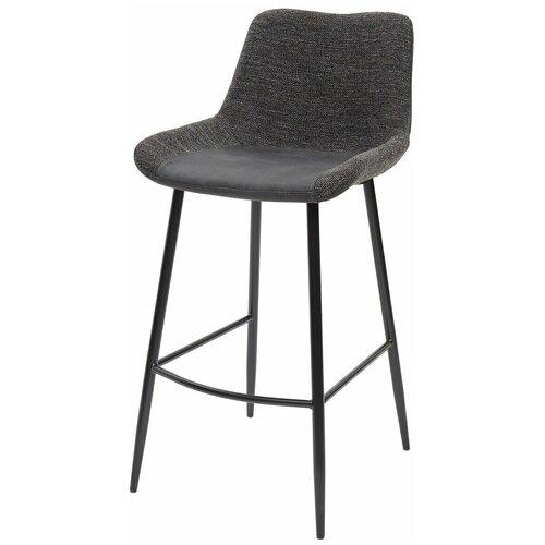 Барный стул BIARRITZ BAR GREY, ткань M-CITY брюки columbia m csc log fleece jogger ii размер m black city grey