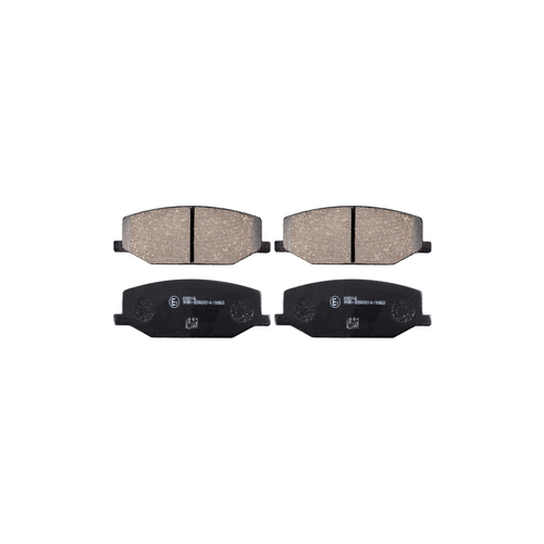 NIBK pn9118 (1A013323Z / 1A073323Z / 5510081A10000) колодки тормозные дисковые Suzuki (Сузуки) jimny 1.3 2001 - Suzuki (Сузуки) jimny 0.7 1998 - 2004 Suzuki (Сузуки) jimny 0.7