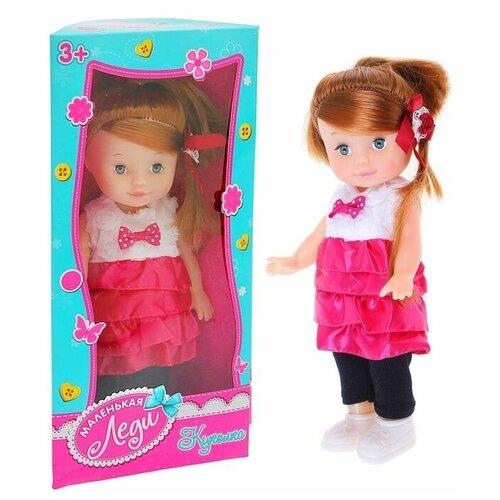 Happy Valley Кукла классическая «Маленькая Леди» в платье с аксессуарами, микс
