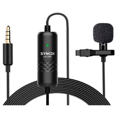 Микрофон Synco Lav-S6E