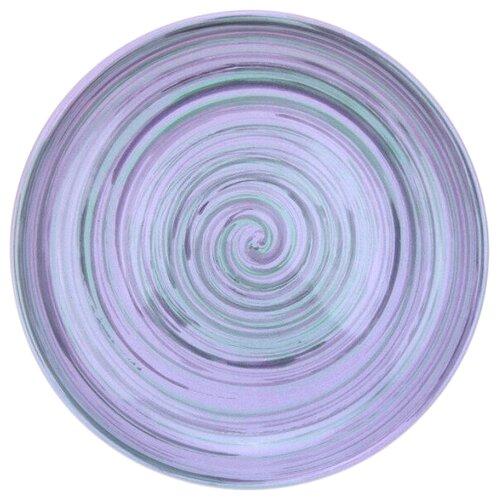 миска для вторых блюд борисовская керамика cтандарт диаметр 18 см Борисовская керамика Тарелка для вторых блюд 038088/021088/043088/044088, 18 см лаванда