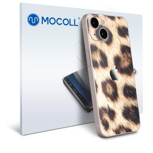 Гидрогелевая защитная пленка MOCOLL для задней панели (Half Cover) Apple iPhone 13 Ирбис