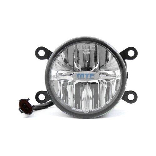 Фары противотуманные светодиодные автомобильные MTF Light 12В, 22Вт, ЕСЕ R19, универсальные, комплект. Арт.: FL25W