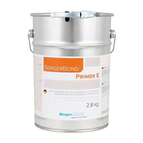 Паркетная химия Berger-Seidle Грунтовки под клеи Грунтовка BERGER PRIMER E