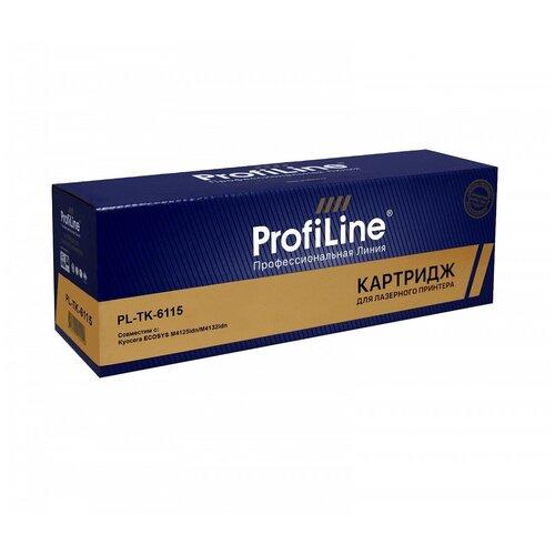 Фото - Тонер-картридж ProfiLine PL-TK-6115-WC тонер картридж profiline pl tk 8315k pl tk 8315k bk