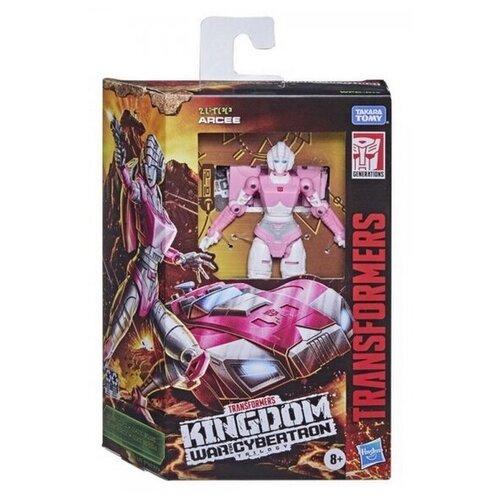 Купить Робот-трансформер Hasbro TRANSFORMERS класс дэлюкс серия королевство, Роботы и трансформеры