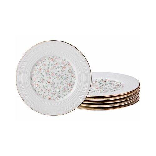 Набор тарелок десертных Lefard Фабьен, 6 штук, диаметр 19 см (760-577)